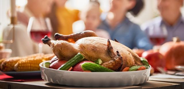 Thanksgiving and the Supply Chain