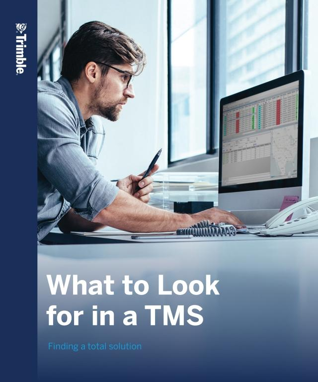 What to Look for in a TMS