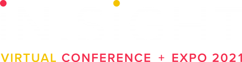 insight logo use on color